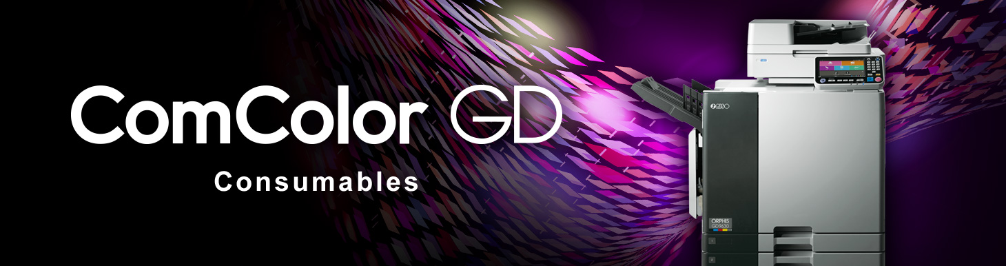ComColor GD Consumables