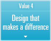 Value 4 Design that makes a difference